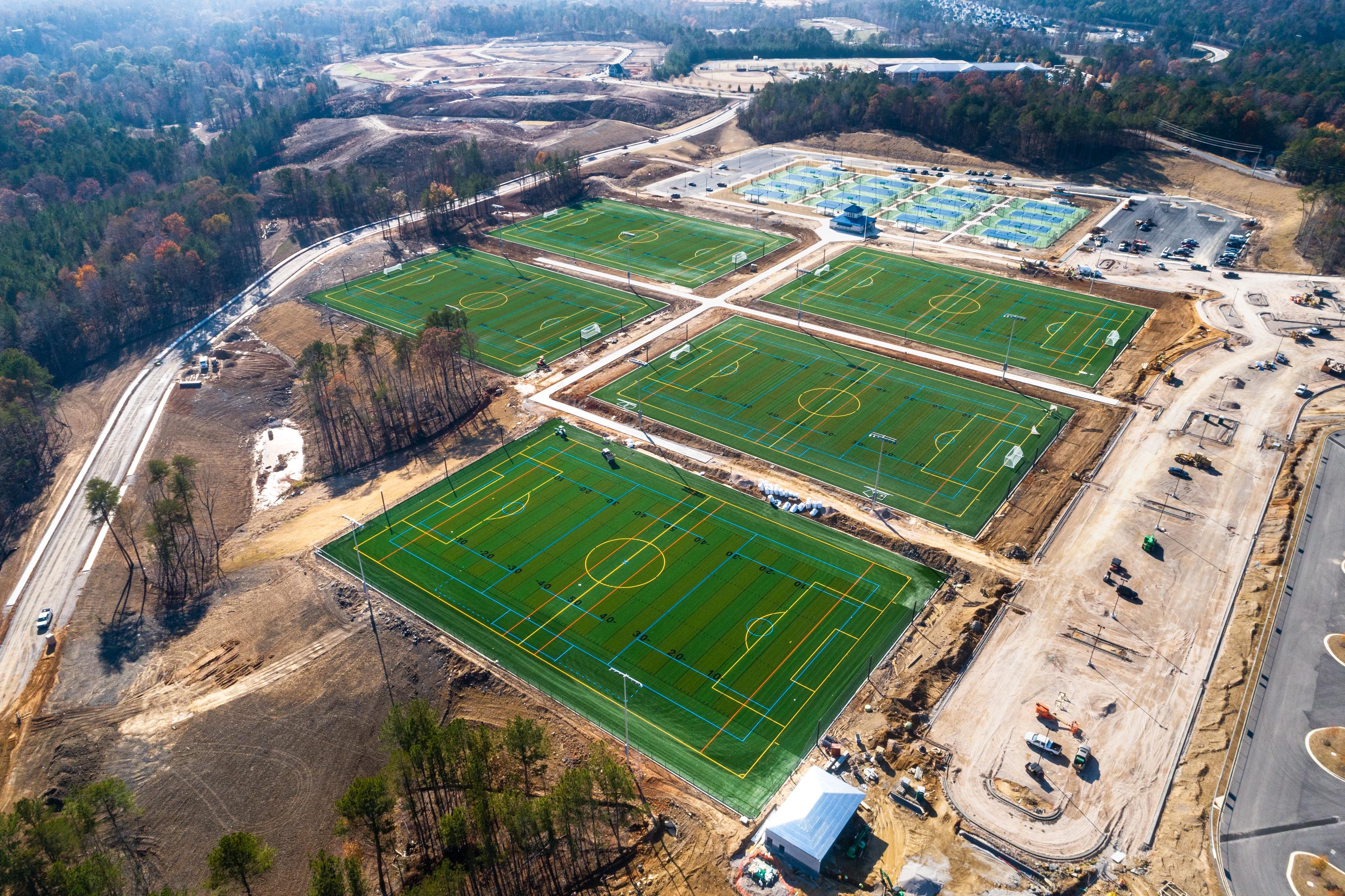 Alabama, Synthetic Turf, Artificial Turf, baseball field, multipurpose field, tennis